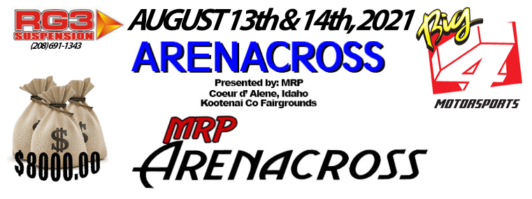 MRP EVENT SCHEDULED for Sept 11/12/2020